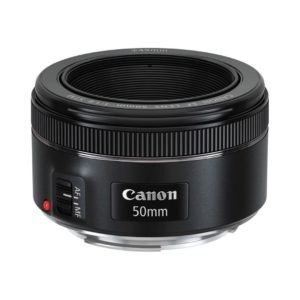 Canon 50 MM F1.8 STM