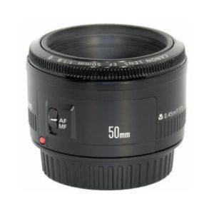 Canon 50 MM F1.8 II