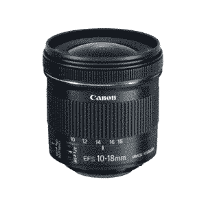 Canon 10 – 18 MM STM