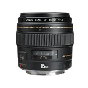 Canon 85 MM F1.8 USM