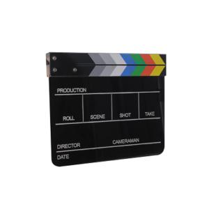 Clapper Board E-Image