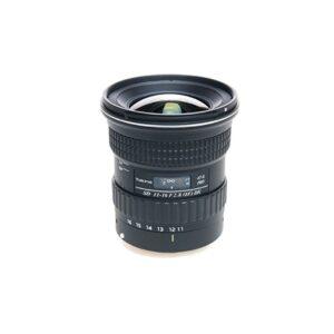 Tokina 11-16 F 2.8 Canon