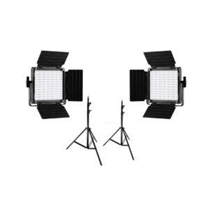 PAKET 2 BUAH GMV LED 800D RGB + TAKARA SPIRIT 2
